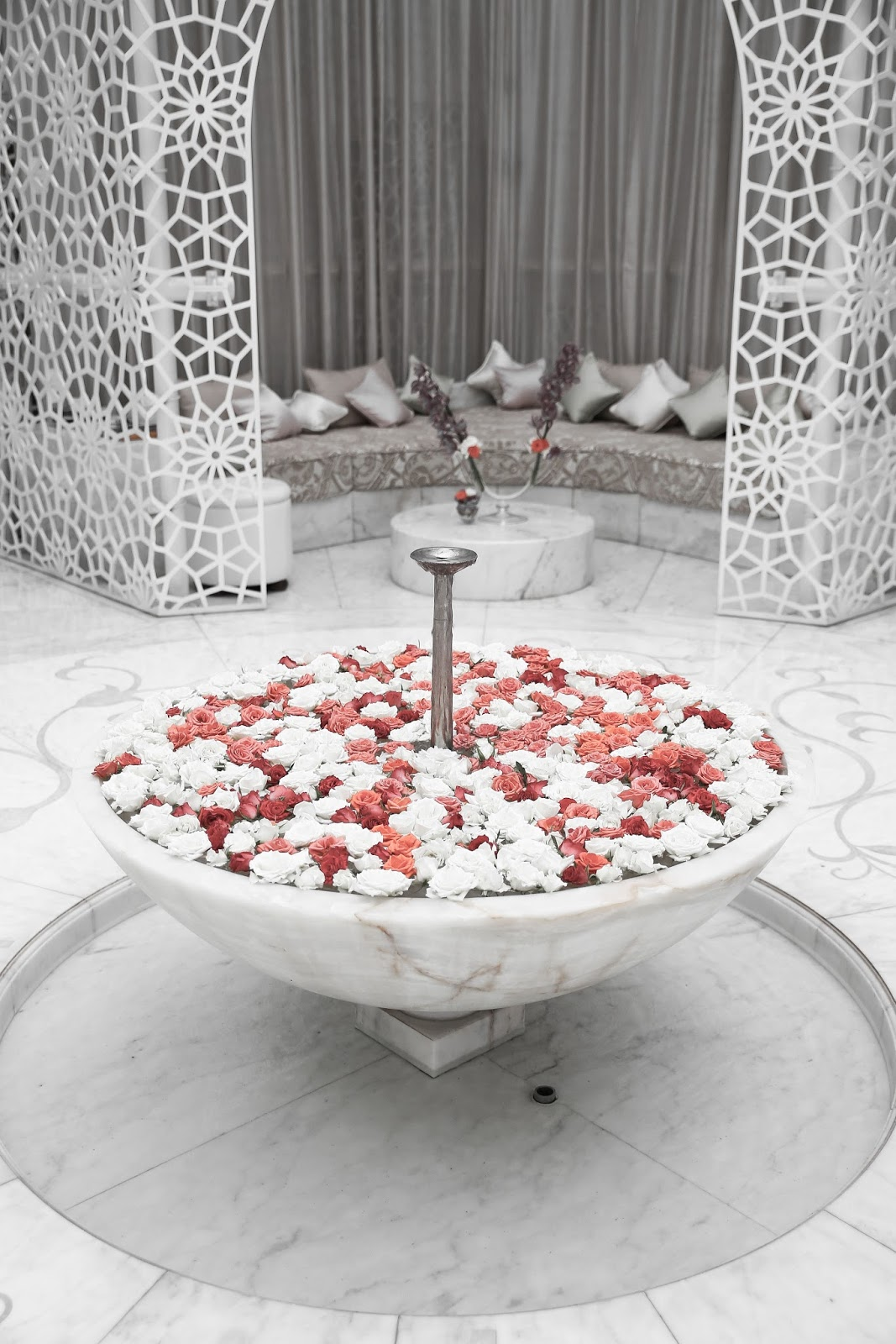 Royal Mansour spa, Royal Mansour Marrakech, luxury hotel, mowoblog